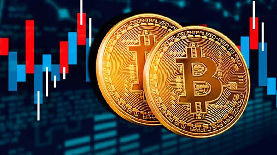 Bears are trying to break the uptrend. Bitcoin tests support for $18 000