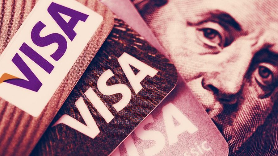 Visa proposed the method of offline payments in state cryptocurrencies