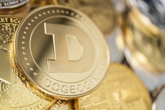 Dogecoin jumped 100% after porn star's tweet