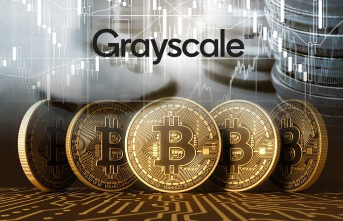 Grayscale invested in bitcoin more then $21.7 billion