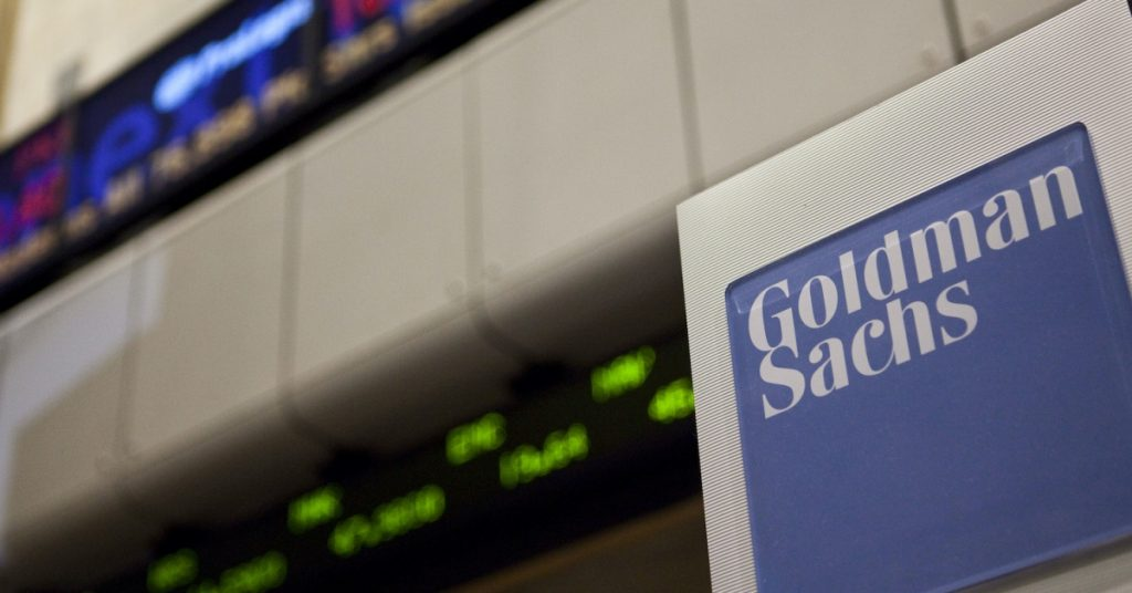 Goldman Sachs may start offering bitcoin futures to clients